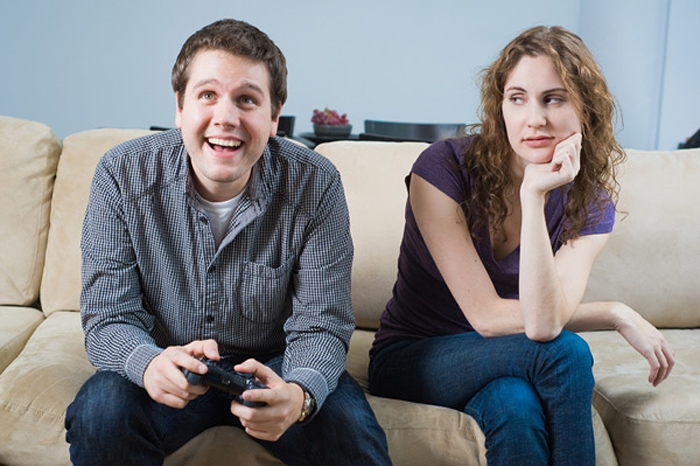 Boyfriends And Husbands Who Game